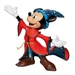 Disney Showcase Sorcerer Mickey 80th Anniversary Figure - ENS-6006274