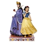 Disney Traditions Jim Shore Snow White and Evil Queen Figure