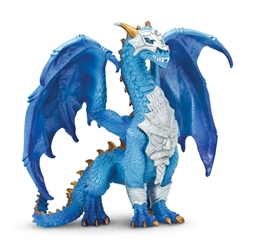 Guardian Dragon Vinyl Statue