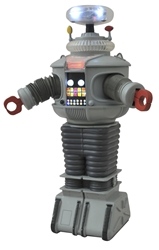 Lost in Space B-9 Electronic Robot Plastic Model