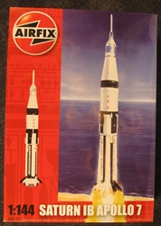 NASA 1:144 scale Saturn 1B Apollo 7 Rocket
