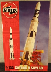 NASA 1:144 scale Saturn V Skylab Rocket