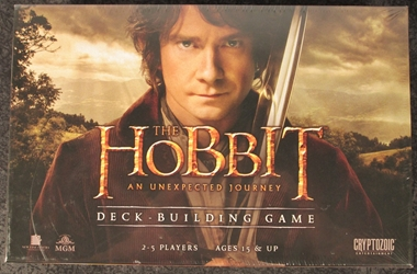 The Hobbit: An Unexpected Journey Deck Building Game
