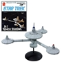 Star Trek K-7 Space Station plastic model kit