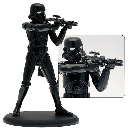 Star Wars Elite Collection Shadow Trooper Collectible Statue