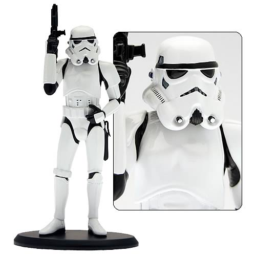 Star Wars Elite Collection Stormtrooper Collectible Statue