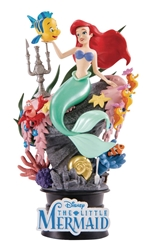 Disney The Little Mermaid Dream Select Statue