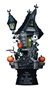 Disney Nightmare Before Christmas Jack Skellington's House D-Stage Statue