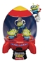 "Disney Pixar Toy Story Alien Rocket ""The Claw"" Deluxe D-Stage Statue"