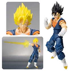 Dragon Ball Z Vegetto Figuarts Poseable Figure