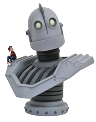 Iron Giant 1:2 scale Legends Bust Statue