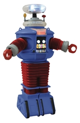 Lost in Space Retro Edition B-9 Electronic Robot Plastic Model