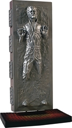 Star Wars 1:8 scale Han Solo in Carbonite Collectors Gallery Statue