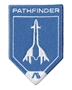 Mass Effect Andromeda Pathfinder Crew Patch