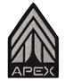 Mass Effect Andromeda Apex Crew Patch