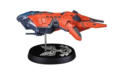 SDCC 2017 Exclusive Halo UNSC Vulture Red Variant Ship Replica