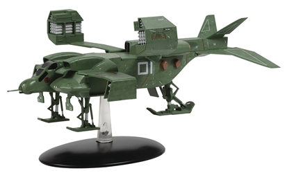 Aliens UD-4L Cheyenne Marine Drop Ship Die-Cast Vehicle