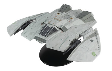 Battlestar Galactica Blood and Chrome Cylon Raider Die-Cast Vehicle