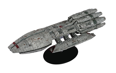 Battlestar Galactica Battlestar Pegasus Die-Cast Vehicle