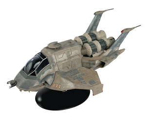 Battlestar Galactica Modern Raptor Die-Cast Vehicle