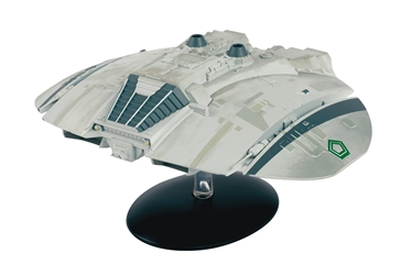 Battlestar Galactica TOS Classic Cylon Raider Die-Cast Vehicle