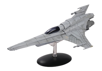 Battlestar Galactica Colonial Viper Mark VII Die-Cast Vehicle