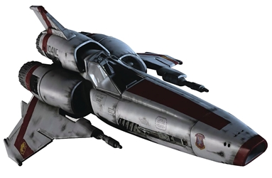 Battlestar Galactica Viper Mk II Die-Cast Vehicle