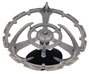 Star Trek Starships Mega Deep Space 9 Space Station w/ Special Edition #17 Magazine