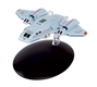 Star Trek Starships Voyager Aeroshuttle w/ #78 Magazine
