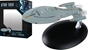 Star Trek Best of Starships U.S.S. Voyager NCC-74656 w/  #5 Magazine