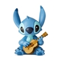Disney Showcase Stitch Plays Guitar Mini Figure