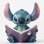 "Disney Traditions Stitch ""Finding a Family"" Figure"