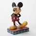 Disney Traditions Personality Pose Classic Mickey Mouse Statue - ENS-4032853