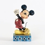 Disney Traditions Jim Shore Modern Day Mickey Mouse Figure