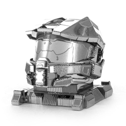 Halo Master Chief Metal Earth Kit