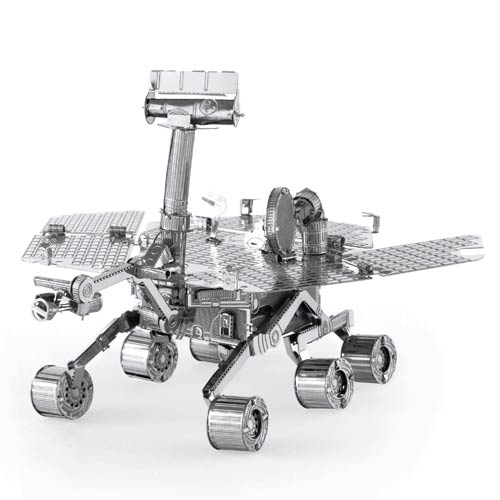 NASA Mars Rover Metal Earth Kit
