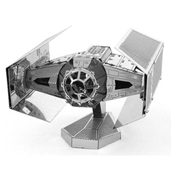 Star Wars Darth Vader TIE Fighter Metal Earth Kit