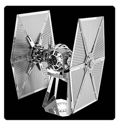 Star Wars VII Special Forces TIE Fighter Metal Earth Kit