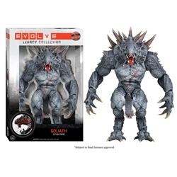 Evolve Goliath Legacy Collection Vinyl Figure