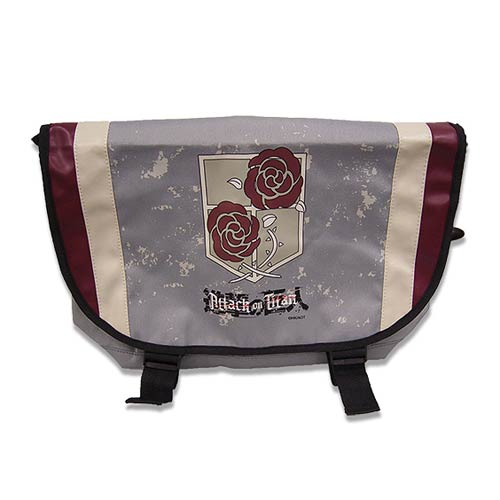 Attack on Titan Garrison Regiment Messanger Bag