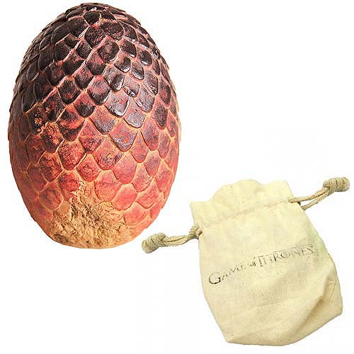 Game of Thrones Drogon Dragon Egg Statue