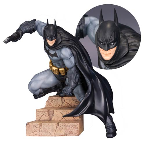 Batman 1:10 scale Arkham City Batman ArtFX+ Statue