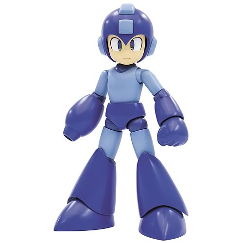 Mega Man 1:10 scale Rock Man