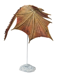 Game of Thrones Viserion Dragon Deluxe Vinyl Statue