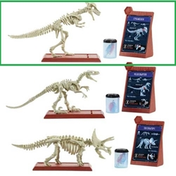 Jurassic World: Fallen Kingdom Stygimoloch Fossil Strikers Kit