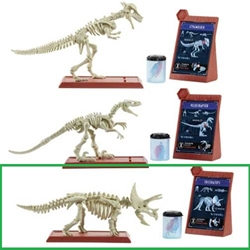 Jurassic World: Fallen Kingdom Triceratops Fossil Strikers Kit