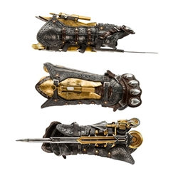 Assassins Creed Syndicate Hidden Blade and Gauntlet