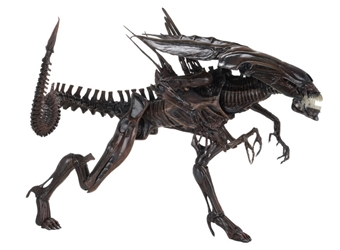 Alien Resurrection Xenomorph Queen Deluxe Vinyl Figure