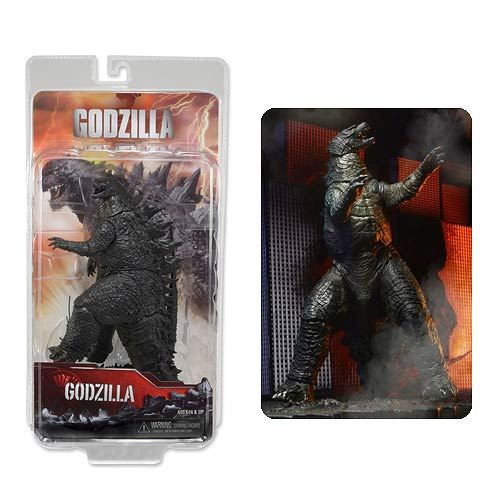 Godzilla 2014 Movie Version Vinyl Figure