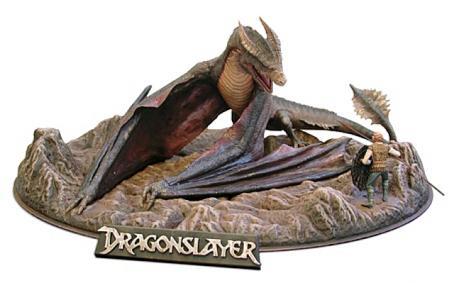 Dragonslayer 1:32 scale Vermithrax Dragon